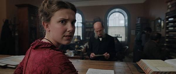 天才少女福爾摩斯 Enola Holmes (Netflix 電影) 1.jpg
