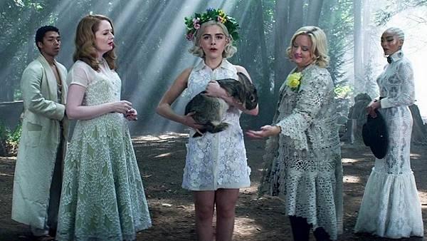 莎賓娜的顫慄冒險 Chilling Adventures of Sabrina 第四季 (Netflix影集) 6.jpg