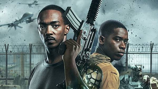 末日激戰 Outside the Wire (Netflix電影) 6