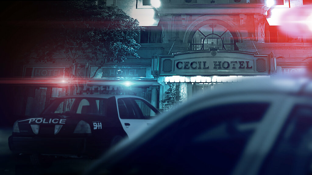 犯罪現場:賽西爾酒店失蹤事件 Criminal Scene The Vanishing At the Cecil Hotel 第一季 (Netflix) 2.jpg