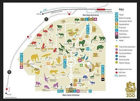 墨爾本zoo