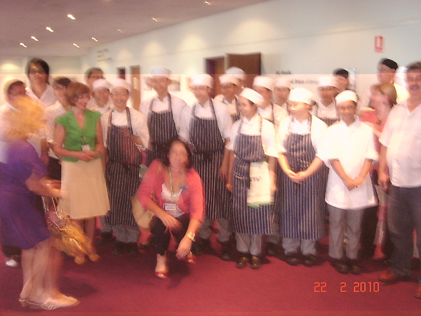 Sarina Russo School Australia