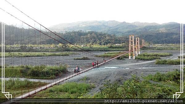 宜蘭大同《寒溪》寒溪吊橋