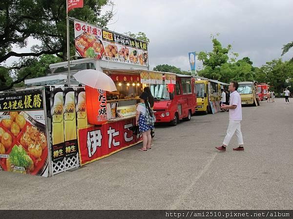 【遊】日本大阪《大阪城》天守閣◆201707