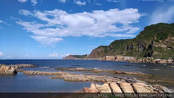 【遊】宜蘭台北《東北角海岸線》海景,2017
