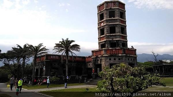 【遊】宜蘭頭城《頭城濱海森林公園》海景134540