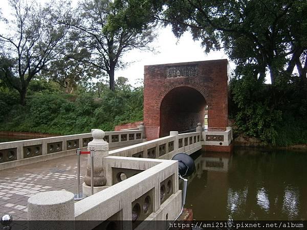 【遊古蹟】台南安平《億載金城》201607P7120125