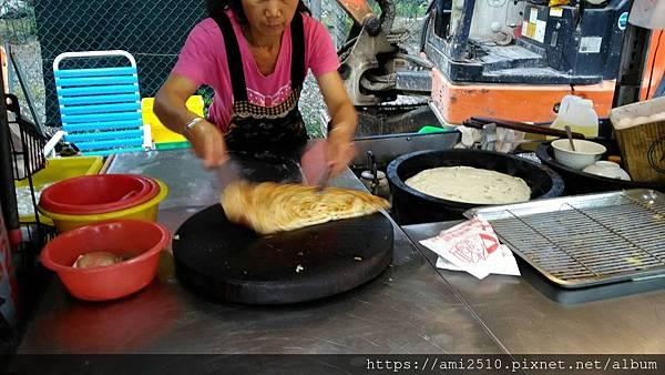 【食小吃】宜蘭冬山《龍 宜大蔥油餅》20190512027