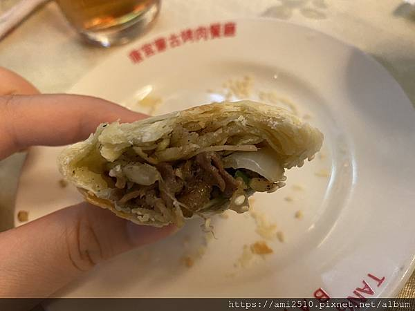 【食】台北行天宮《唐宮》蒙古烤肉涮羊肉8554