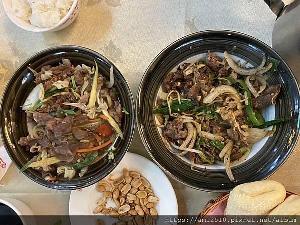 【食】台北行天宮《唐宮》蒙古烤肉涮羊肉28556