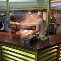【食】台北行天宮《唐宮》蒙古烤肉涮羊肉8563