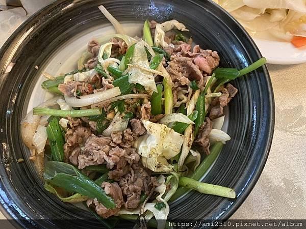 【食】台北行天宮《唐宮》蒙古烤肉涮羊肉128560