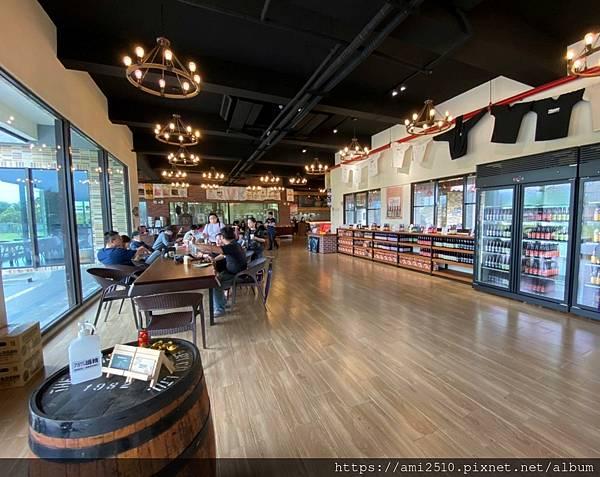 【遊】宜蘭員山《吉姆老爹啤酒工廠》啤酒簡餐炸物20210363