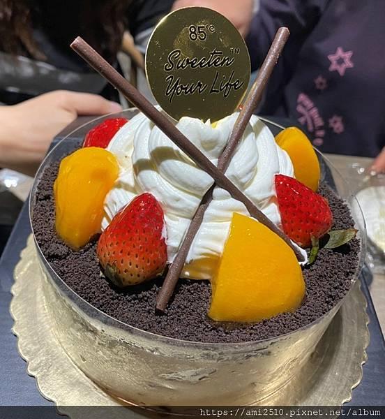 85度C「瑞士巧克力香草」20210463