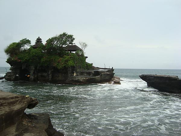 漲潮的海神廟