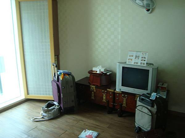 飯店是韓式炕房