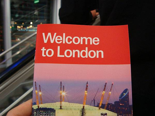 Welcome to London~!!