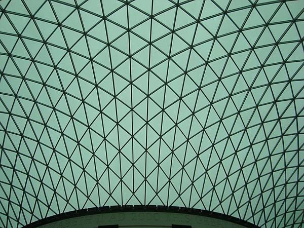 大英博物館天穹(?)
