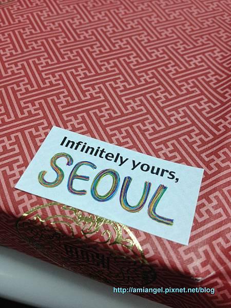 Infinitely yours, SEOUL~