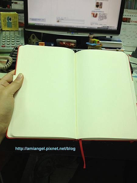 是空白的本本