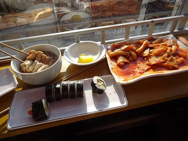 午餐....這是小吃