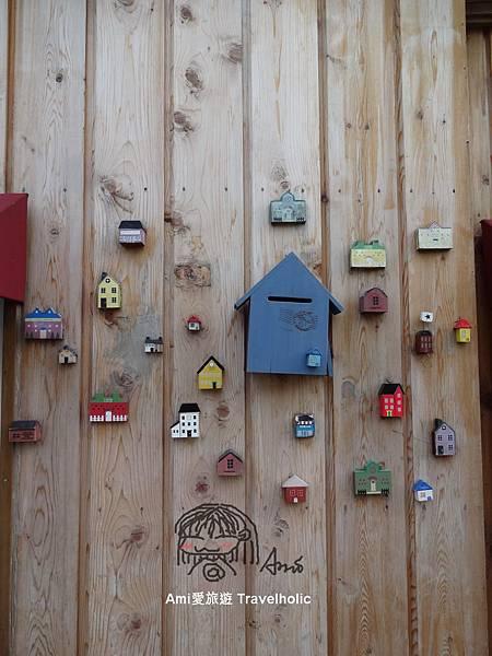 好可愛的小房子