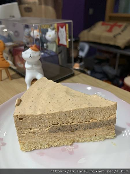 Come Late Cafe 泰式奶茶乳酪蛋糕