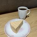Come Late Cafe 乳酪蛋糕 手沖咖啡