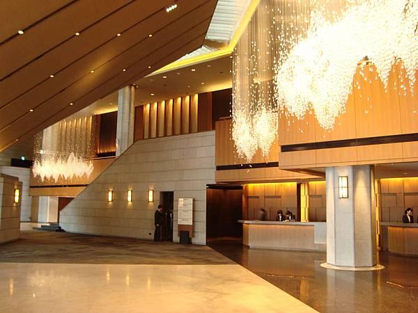 Shilla 新羅飯店大廳