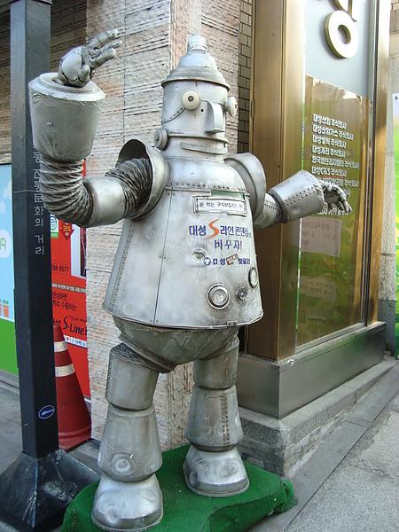 桃麗絲的機器人