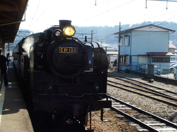 SL火車來囉