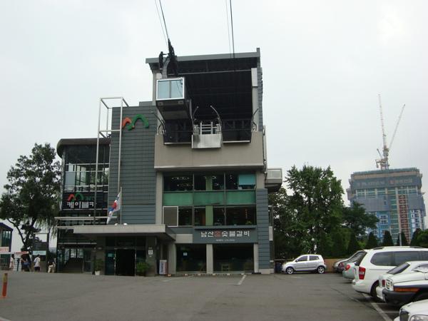 南山纜車站