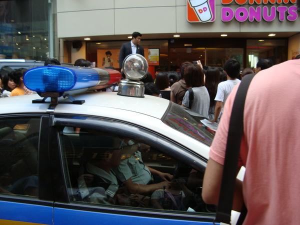 連警察都來了
