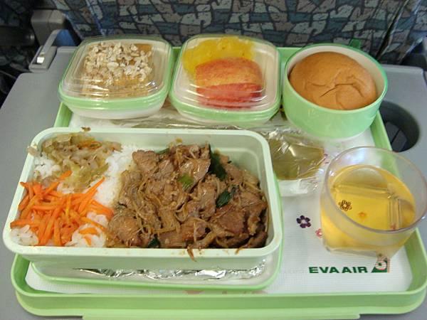 長榮飛機餐