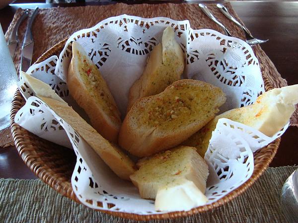 午餐的麵包
