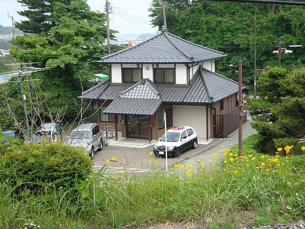 可愛的松島警察局