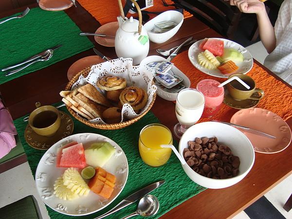 大陸式早餐