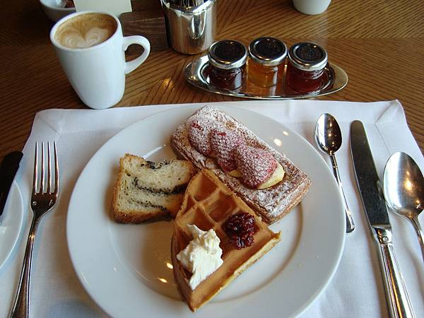 Shilla新羅的早餐