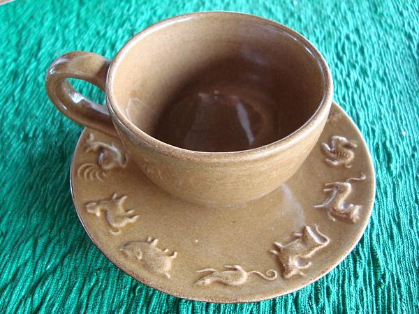 生肖茶杯組