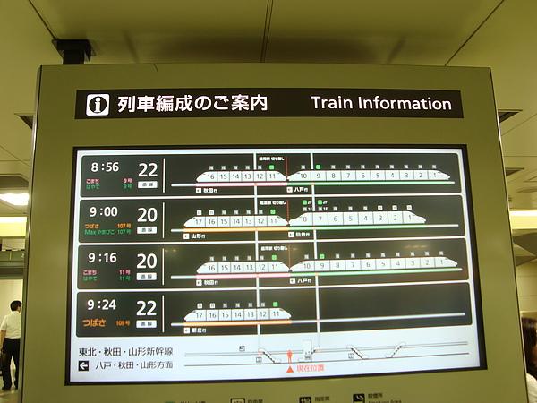 新幹線車廂資料