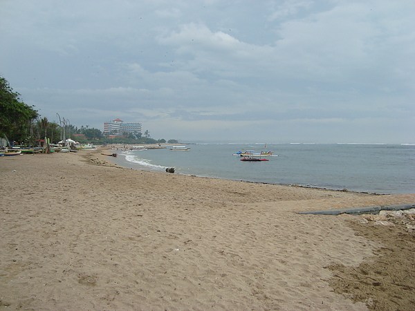 Sanur沙灘