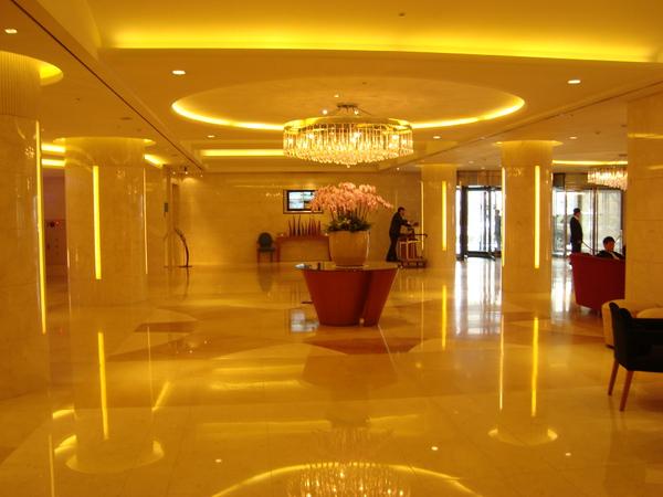 飯店大廳1