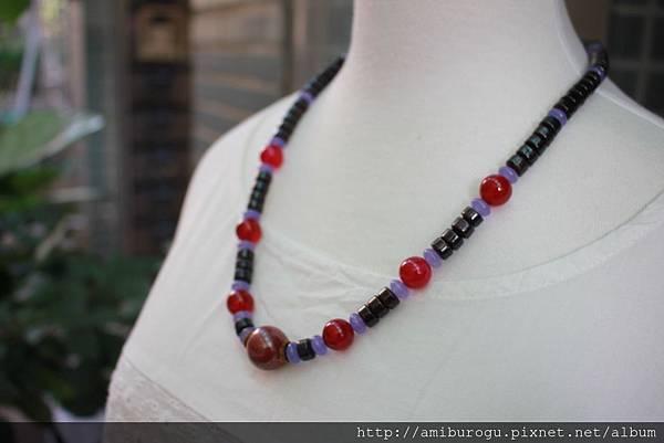 規則-珠紗.石榴石.紫瑪瑙.紅瑪瑙-2