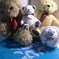 家裡的熊們