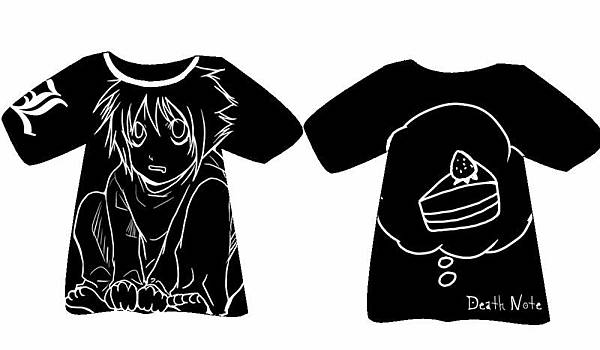 dnTshirt-black