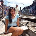 [4/25 Iquitos]our guide -Carolina
