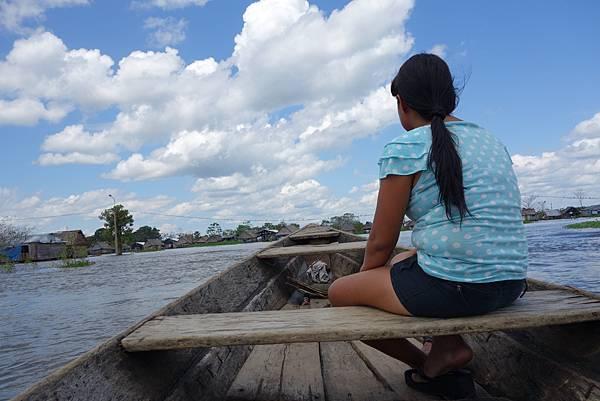 [4/25 Iquitos]boat trip