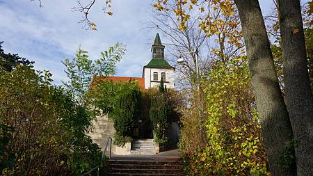 11/9 Stuttgart郊區某教堂