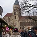 12/1 Esslingen 聖誕市集 - 現代區