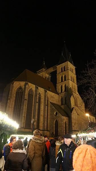 12/1 Esslingen聖誕市集 - 現代區
